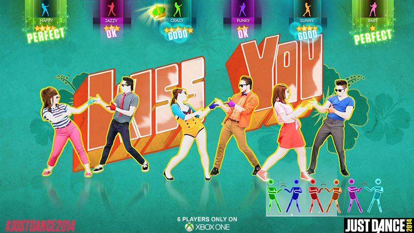 Just Dance 2014 Xbox One Co-Optimus