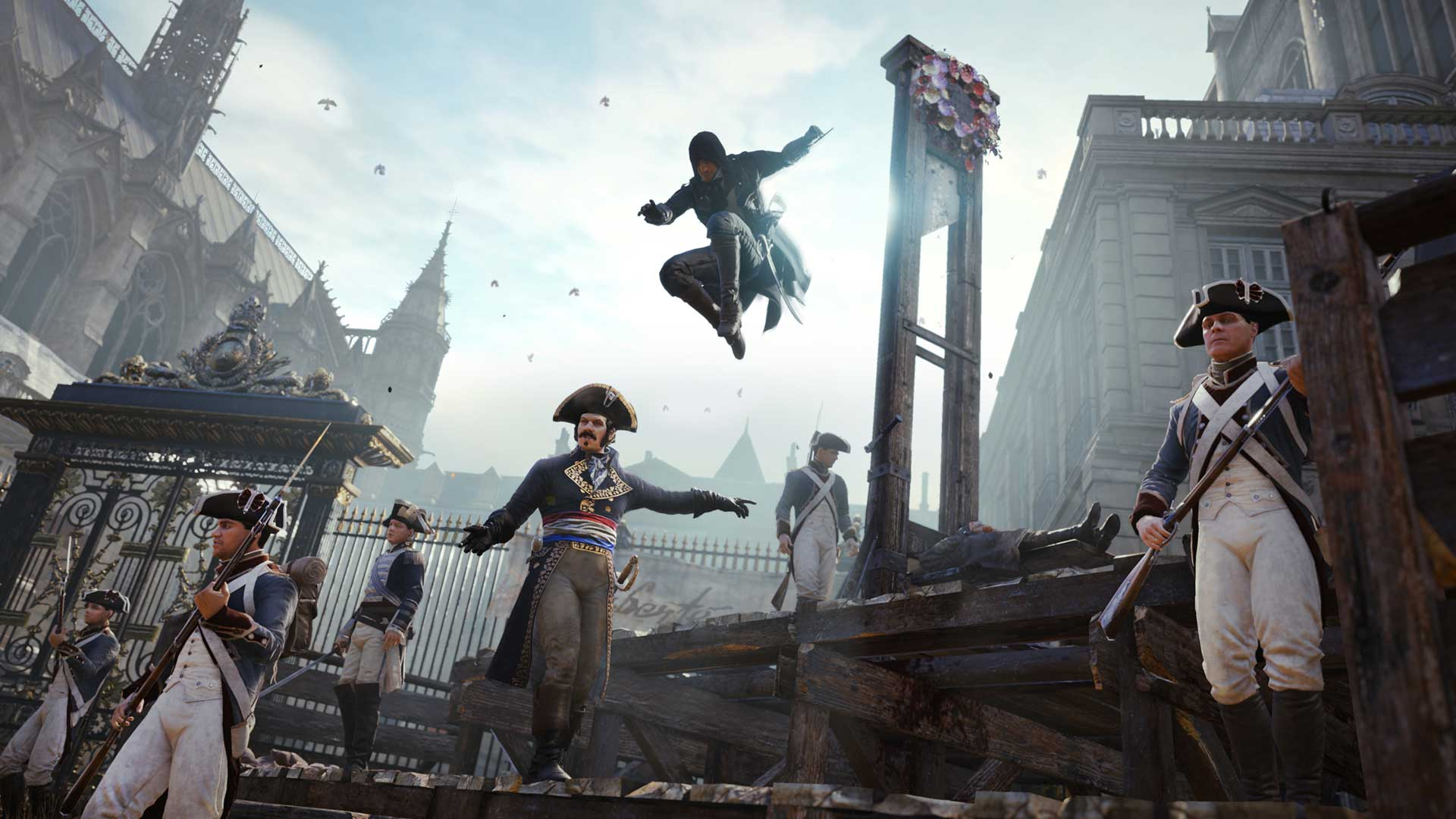 Co Optimus News Details On Assassin S Creed Unity And Its Special Editions Revealed