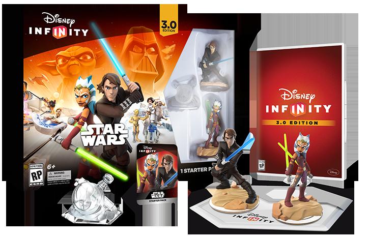 Co Optimus News Disney Infinity 3 0 Announced Star