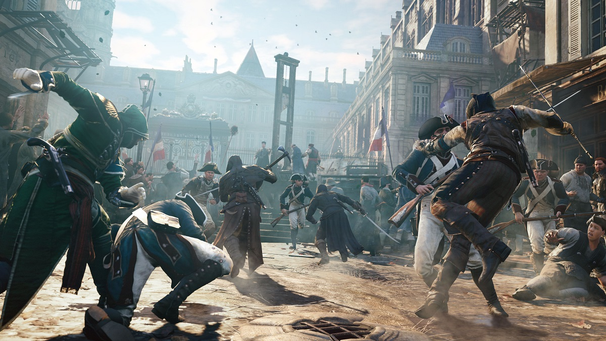 Co Optimus News Over 300 Fixes Coming To Assassin S Creed Unity Via Patch