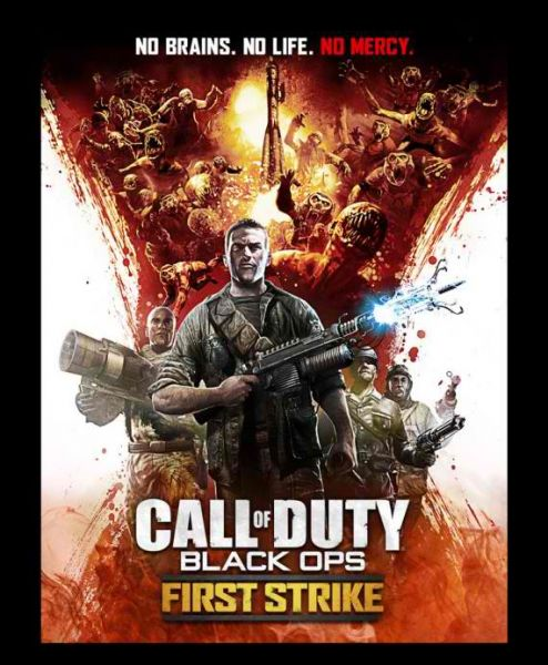 Call Of Duty: Black Ops - First Strike DLC Impressions