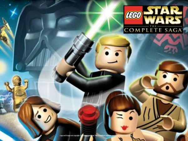 Co-Optimus - Editorial - Co-Op Casual Friday: The LEGO Star Wars Series