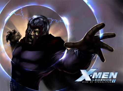 Co Op Casual Friday X Men Legends 2 Rise Of Apocalypse