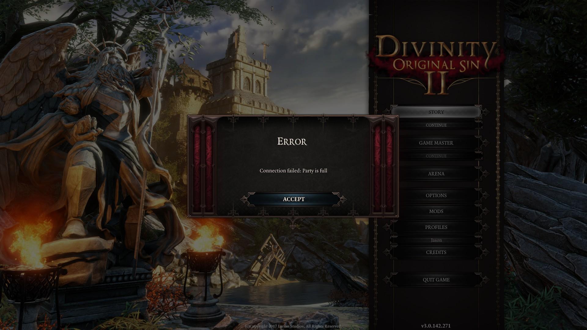 Co-Optimus - News - Divinity: Original Sin II Co-Op FAQ