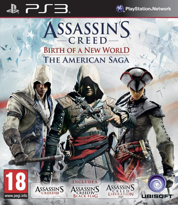 It's the Land of the Free in Assassin's Creed: The Americas Collection