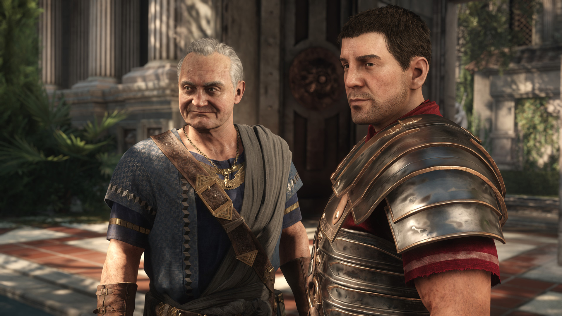 Ryse: Son of Rome Coming to PC in Glorious 4K