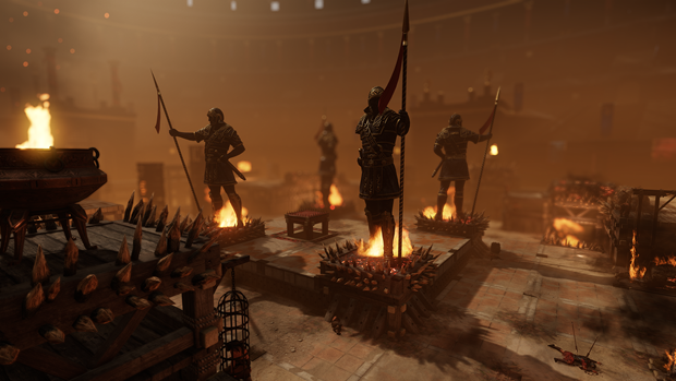 Mars Bestows DLC upon Ryse: Son of Rome