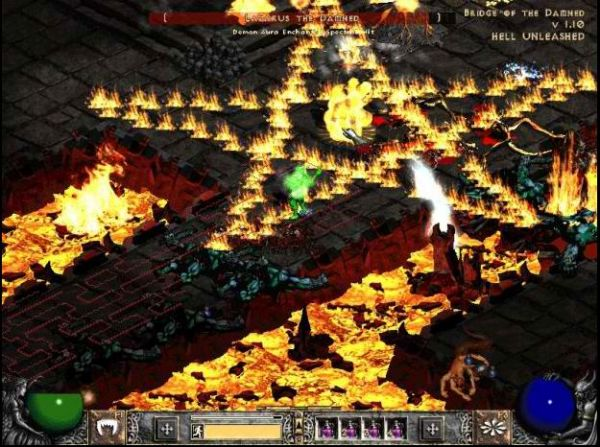 Co-Optimus - News - Trailer for 'Hell Unleashed' Mod for Diablo 2, Focuses on Co-Op Play