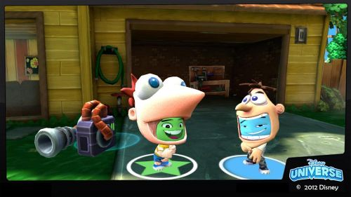 Co Optimus News Phineas And Ferb Bring Googly Eyes To