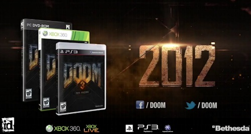 Co-Optimus - News - Doom 3 Returns to Consoles and PC