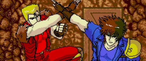 Double Dragon II Co-Op International