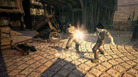 Fable 2 for the pc