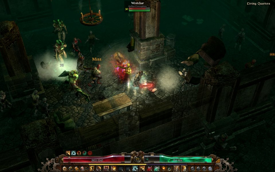 Act II: Old Arkovia Release for Grim Dawn