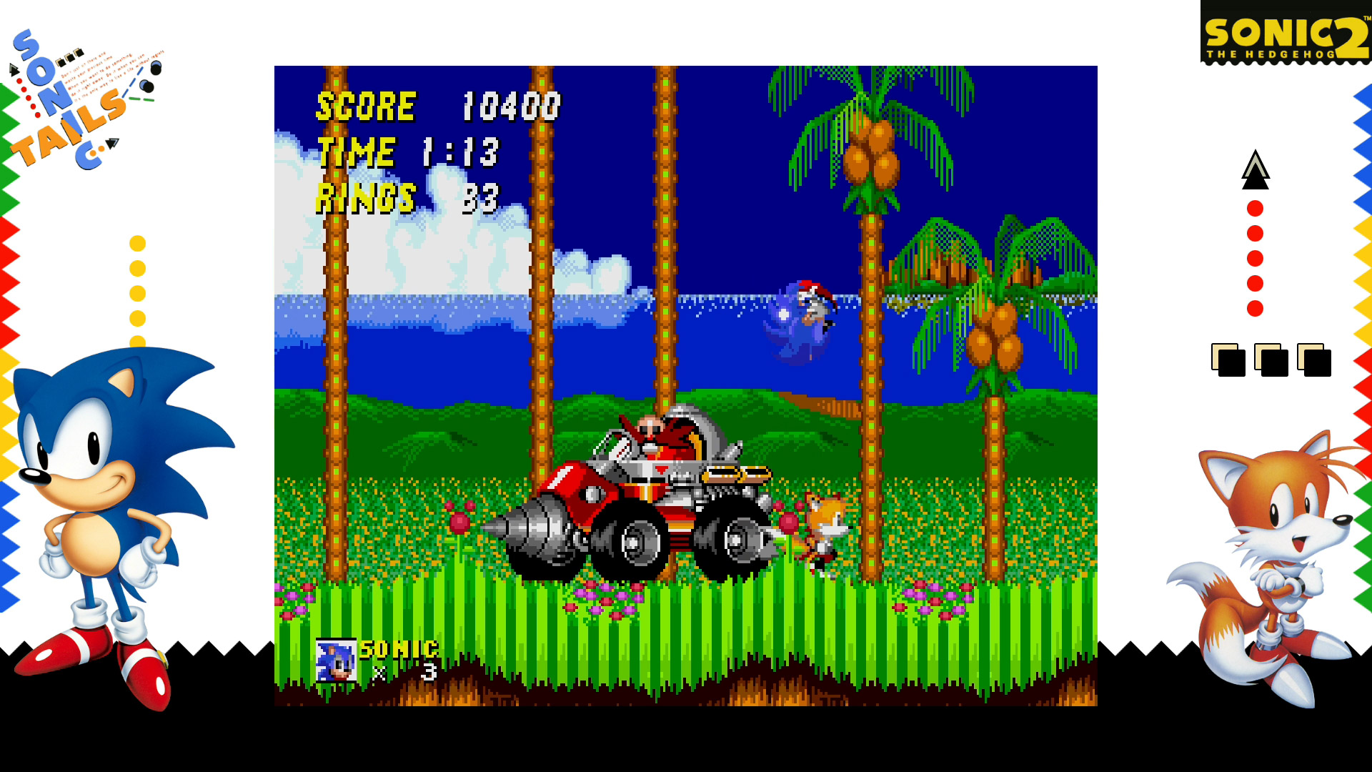 Co Optimus News Sonic The Hedgehog 2 Is Headed To Nintendo Switch