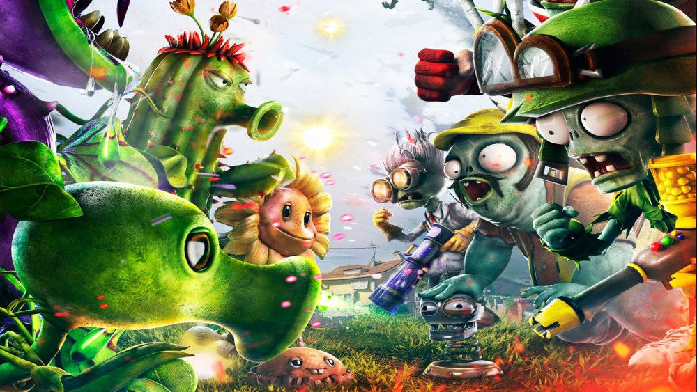 Co Optimus News Plants Vs Zombies Garden Warfare Release Dates Announced