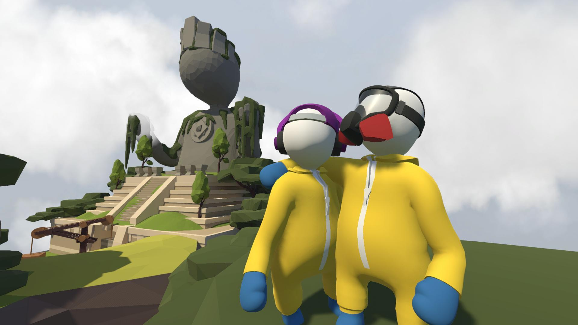 Co Optimus News Human Fall Flat Adds Options For Local Op On 2 Way Switch Animation We Reviewed Before It Made Its To Giving A 4 5 Both And The Game Itself Saying That Even If You Fail