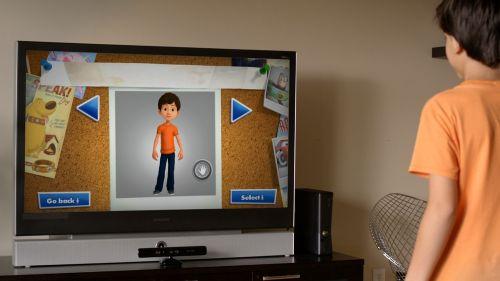 Kinect Rush Snapshot