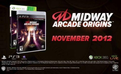 Co-Optimus - News - Midway Arcade Origins Bringing ...