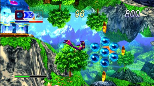 NiGHTS into Dreams XBLA