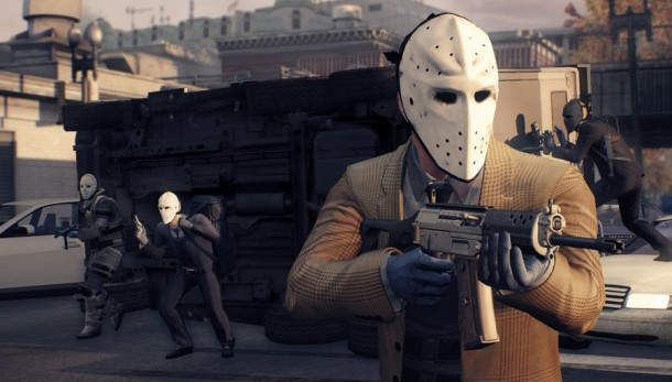 Co-Optimus - News - PAYDAY 2 'Armored Transport' DLC Now