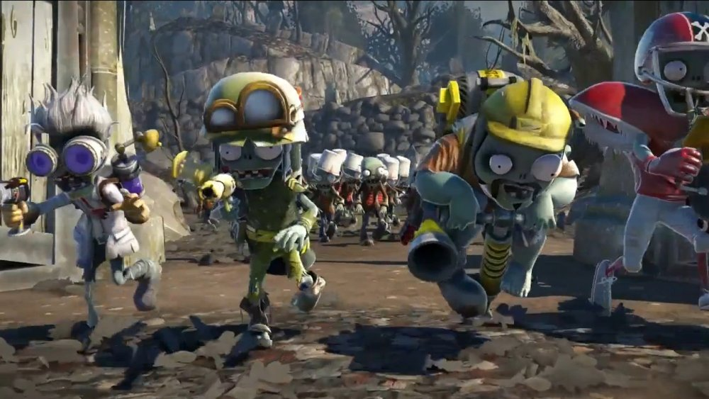 Co Optimus Review Plants Vs Zombies Garden Warfare Co
