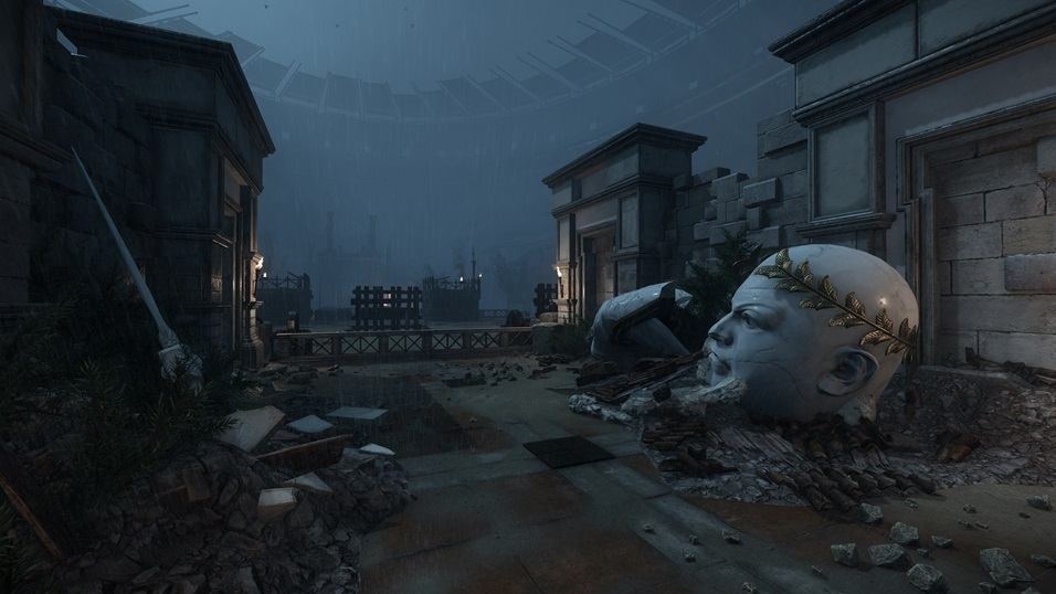 Ryse: Son of Rome's Morituri Pack Includes 5 New Maps