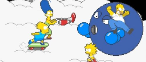 Simpsons Arcade Dreamland