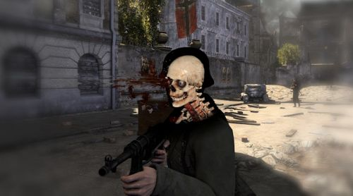 Sniper Elite V2 Killcam