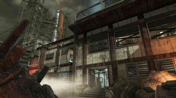 The first Call of Duty: Black Ops map pack will be making its way to the PS3