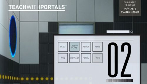 Co-Optimus - News - Start Thinking With Portals Throughout Summer