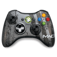 Modern Warfare 3 Controller