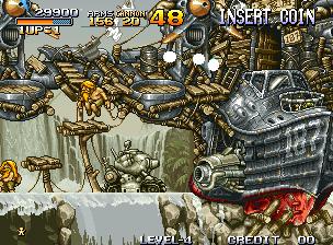 Screens Zimmer 3 angezeig: metal slug pc collection