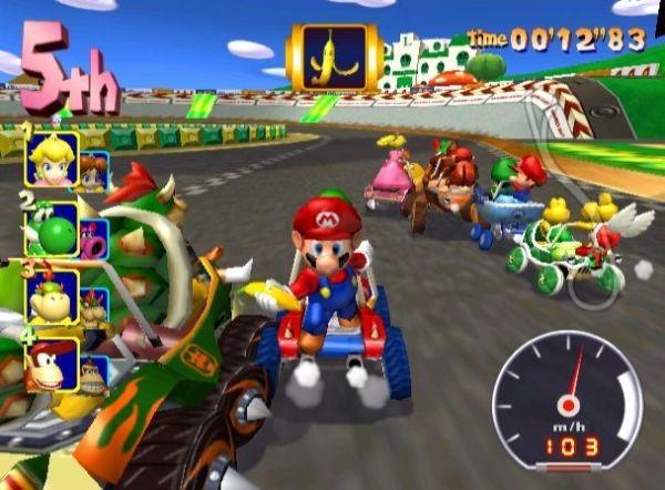 Co Optimus News Co Op Classics Mario Kart Double Dash