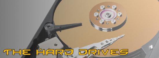 The Hard Drive(s)
