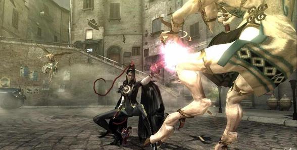 Bayonetta Скачать Торрент 2009 - фото 6