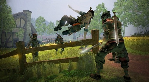 Top 5 Co-Op Games for the Rest of 2008