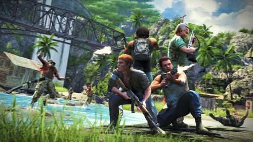 Co Optimus Video Far Cry 3 Follow Up Questions Plus New Co Op Campaign Trailer And Images