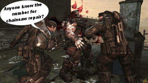 gears of war 3 matchmaking not working Gears of war 3 does not disappoint, keeping all of these traits of the as is the chronic matchmaking and lag problems of gears of war 2.