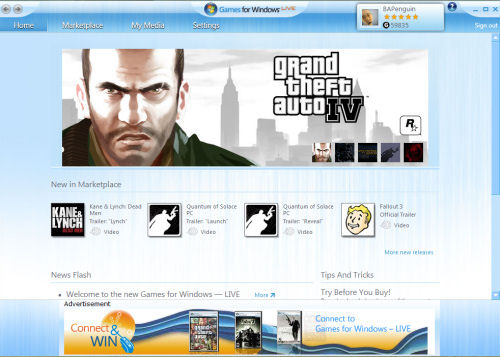 Latest Games For Windows Live Client download torrent