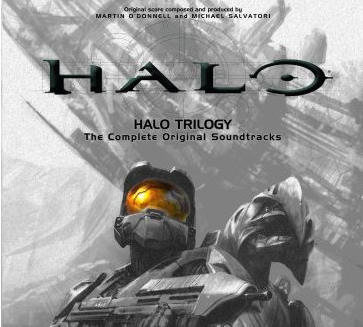 Co-Optimus - News - Halo Trilogy Soundtrack Coming Soon