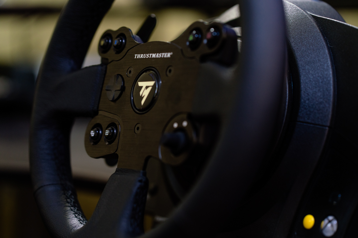 Co-Optimus - News - Thrustmaster TX Racing Wheel Impressions