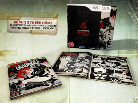 Co Optimus News House Of The Dead Overkill Collector S Edition
