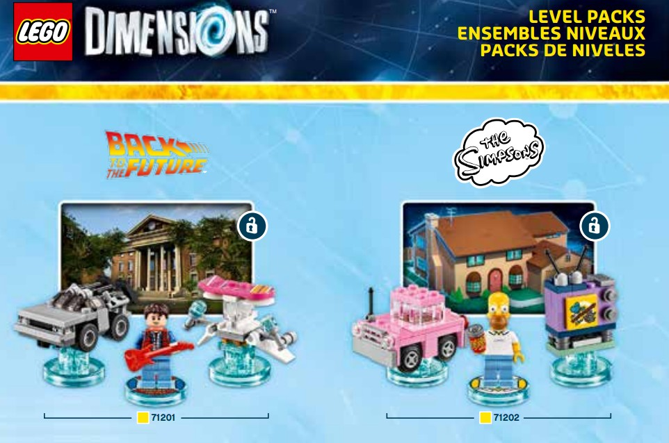 Co-Optimus - News - Lego Dimensions Nabs Portal 2, The Simpsons ...