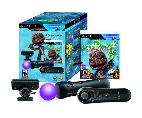 LBP2 SPecial Edition move Bundle