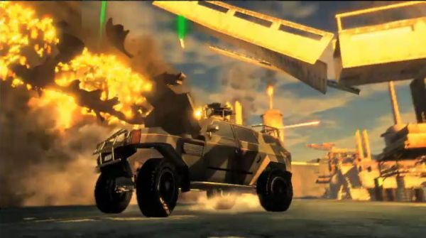 Co optimus news mercenaries 2 blow it up again dlc is free mercenaries 2 blow it up again dlc is free out for ps3 now 360 on 1216 altavistaventures Images