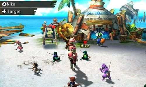 Co optimus review monster hunter 4 ultimate co op review for the actual co op gameplay monster hunter has always done a great job putting teamwork above all else you have to be aware of what your co hunters are voltagebd Image collections