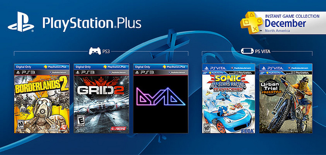 PlayStation Plus December 2013