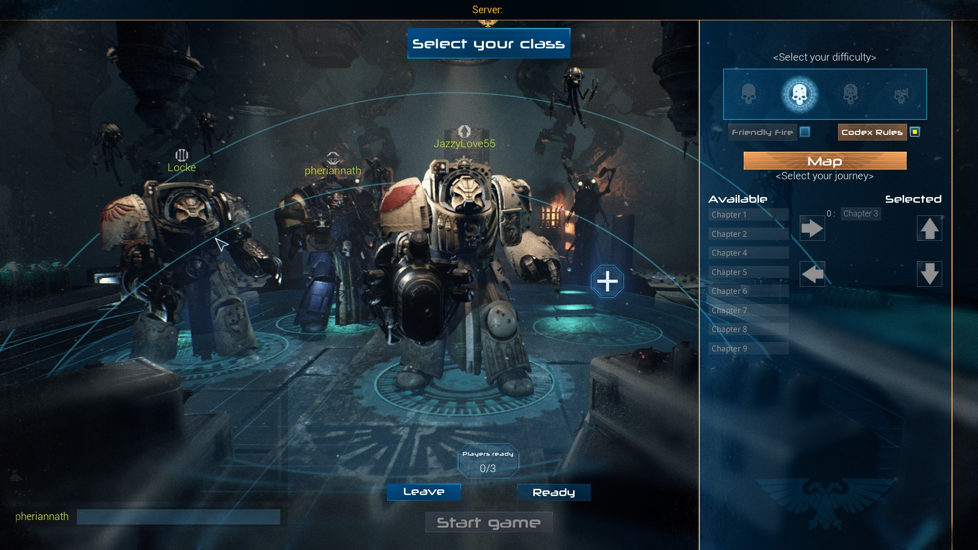 Co-Optimus - Review - Space Hulk: Deathwing Co-Op Review