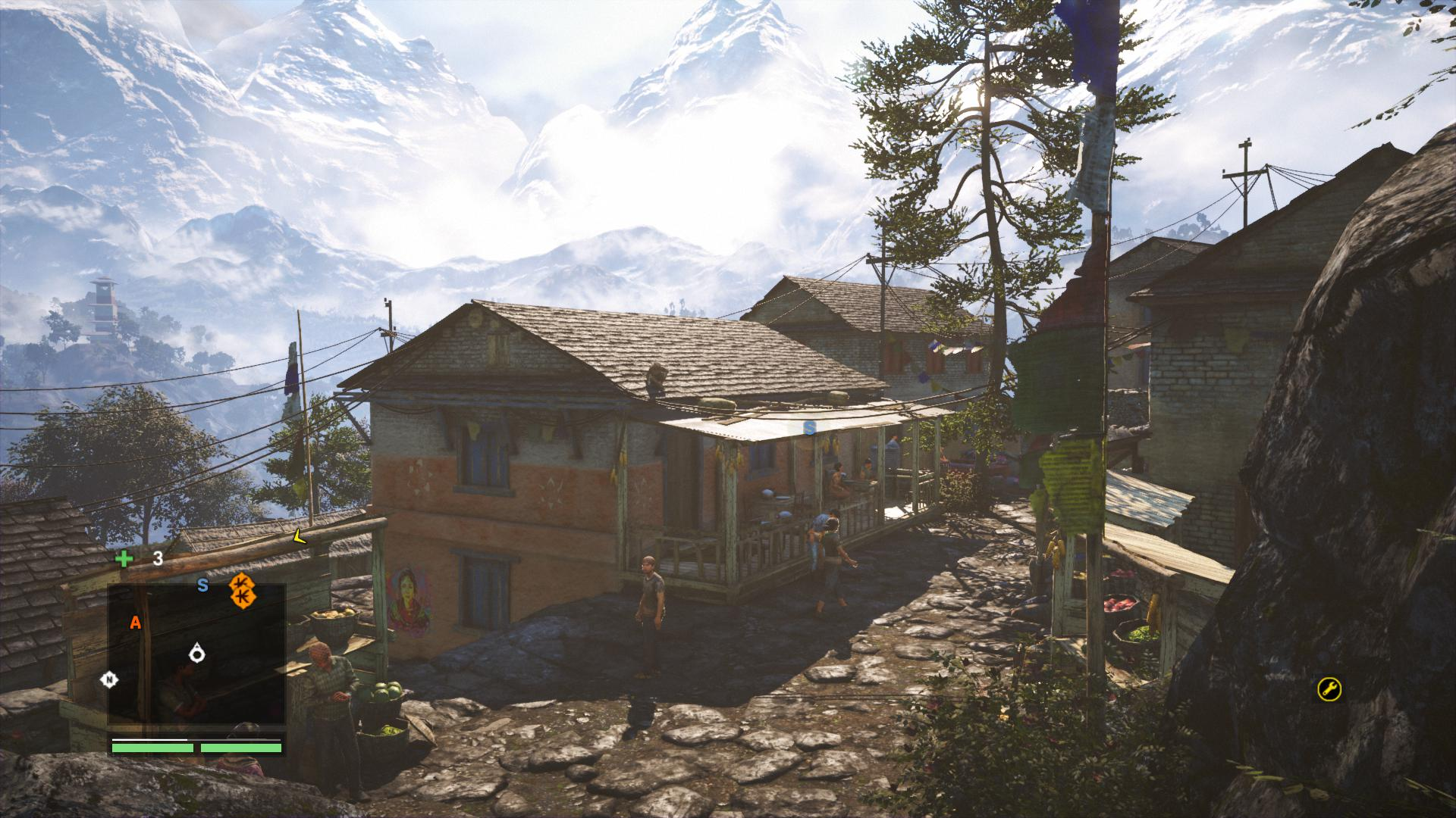 how to play with friends on far cry 4