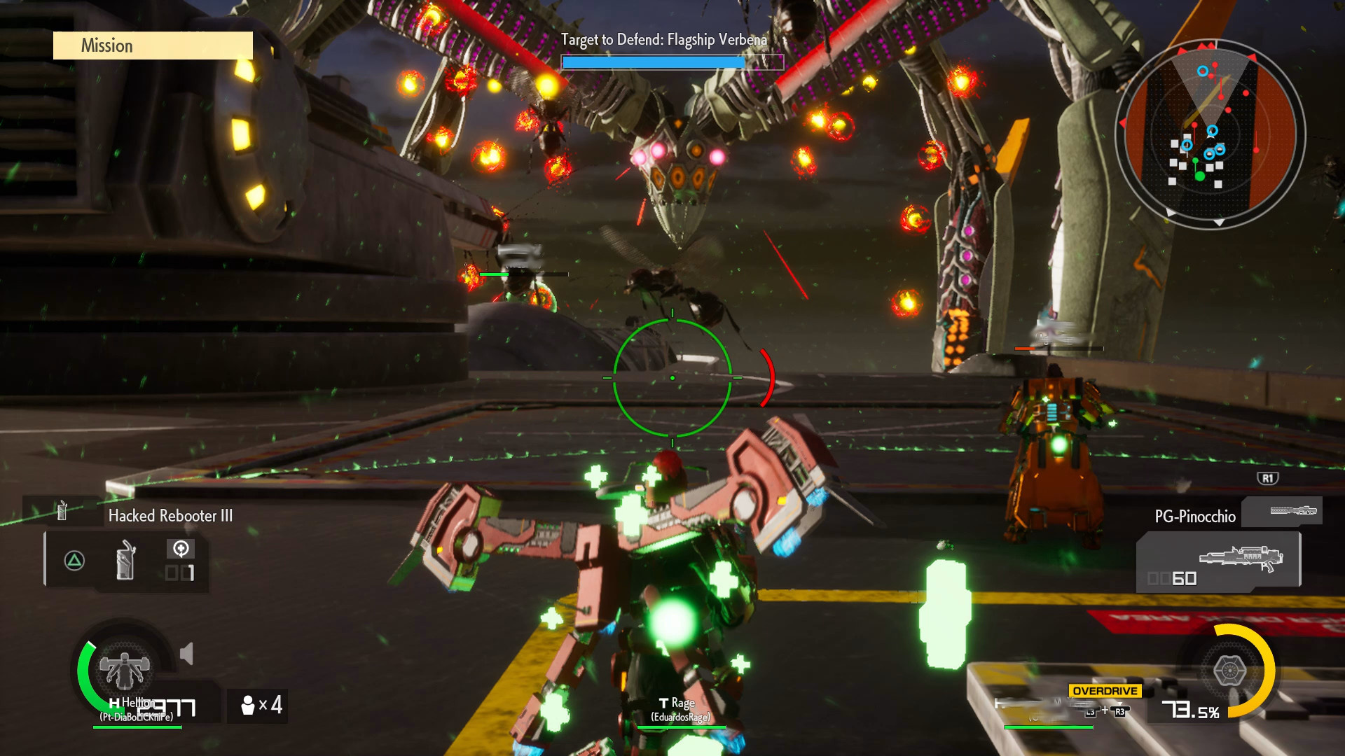 Co-Optimus - Review - Earth Defense Force: Iron Rain Co-Op Review